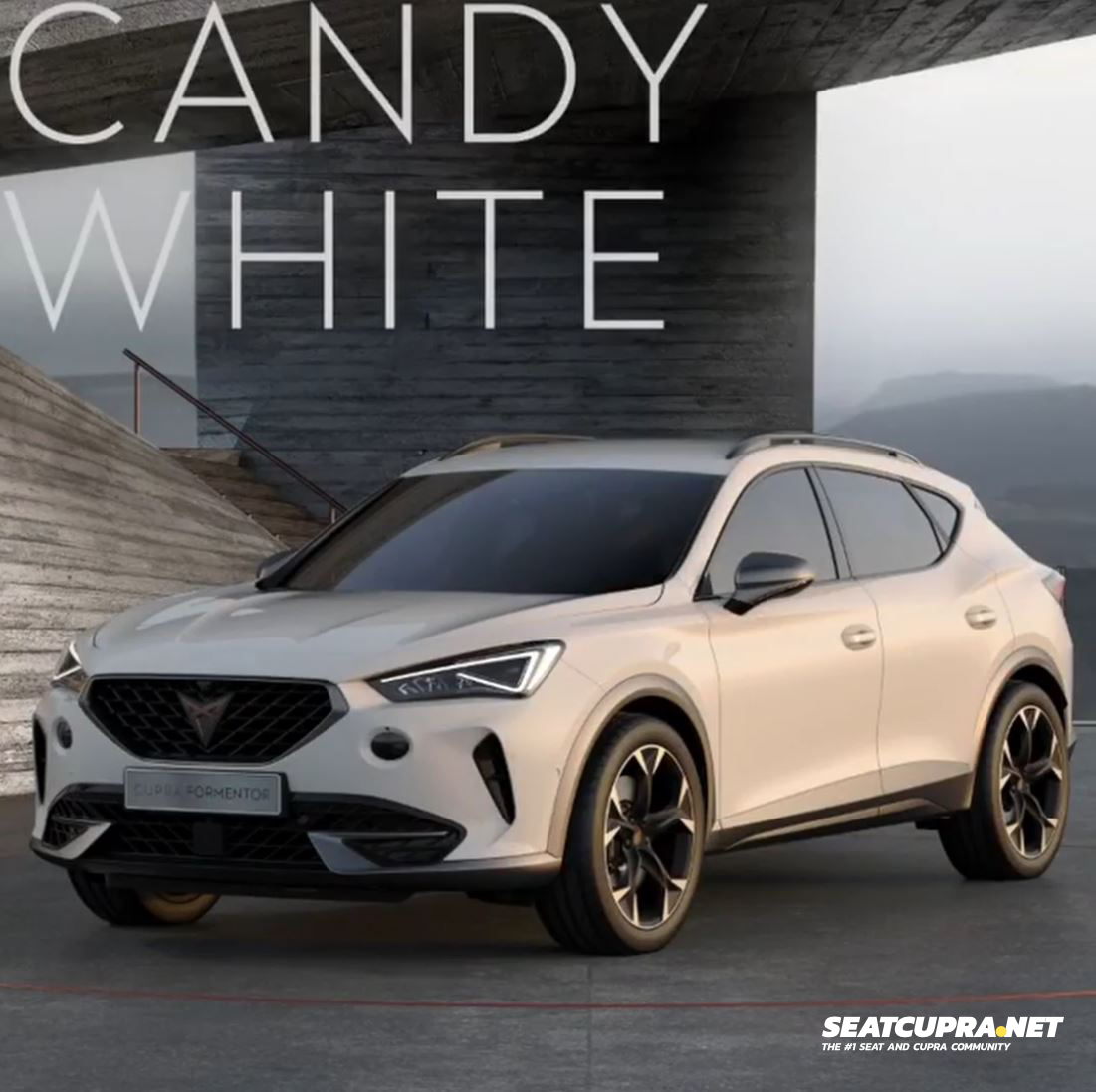Pictures of all the CUPRA Formentor colours | SEATCupra