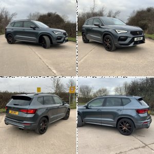 Facelift Ateca in Rodium Grey