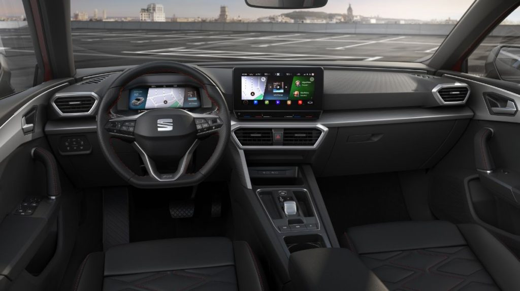 New SEAT Leon Interior