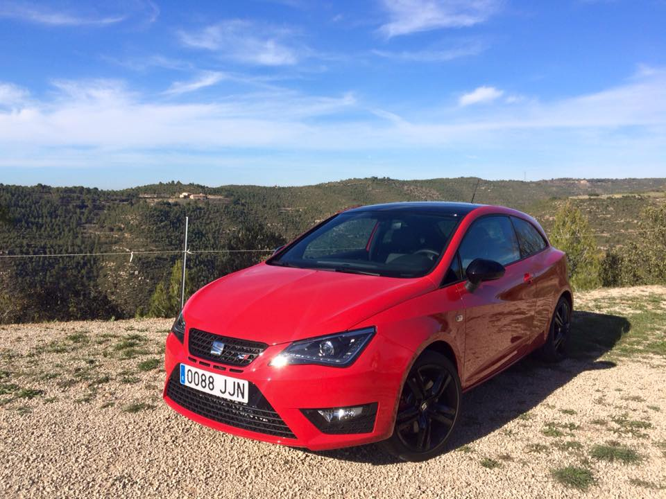 Initial thoughts. A car much improved with capacity and a manual 'box ‪#‎CUPRA‬