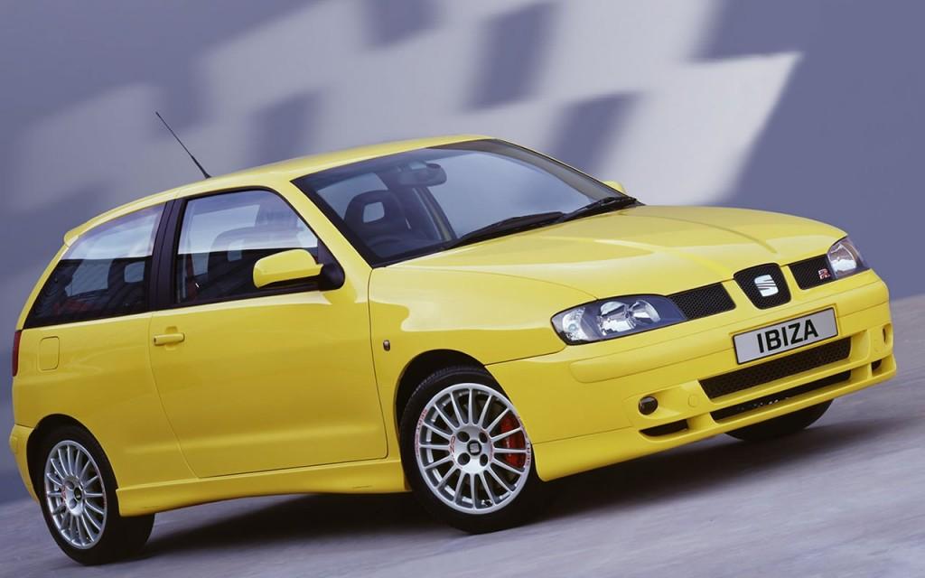 Ibiza Cupra R 1.8T