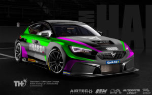 Team Hard CUPRA Leons