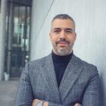Jorge Diez in a suit