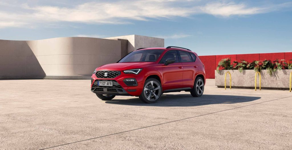 Red Ateca