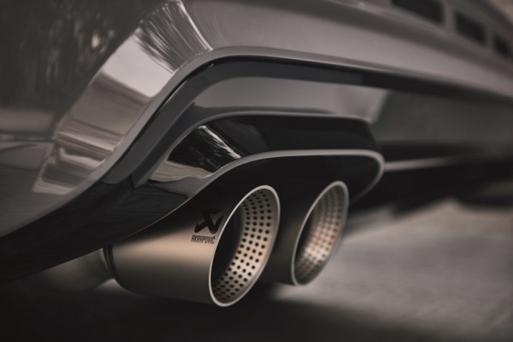 CUPRA ATECA LIMITED EDITION EXHAUSTS