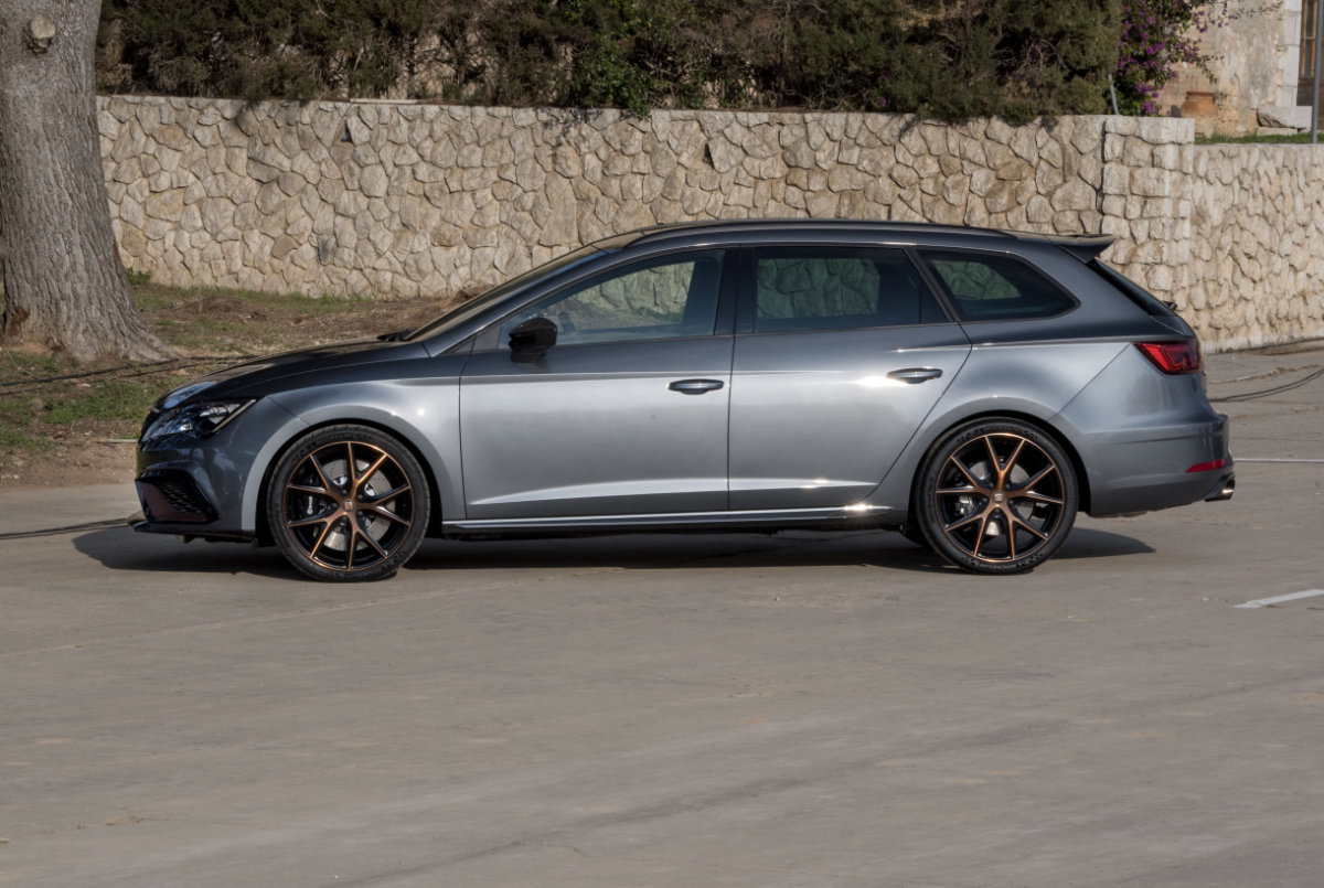 uk seat leon cupra r st will have 350 not 370 bhp due to. Black Bedroom Furniture Sets. Home Design Ideas