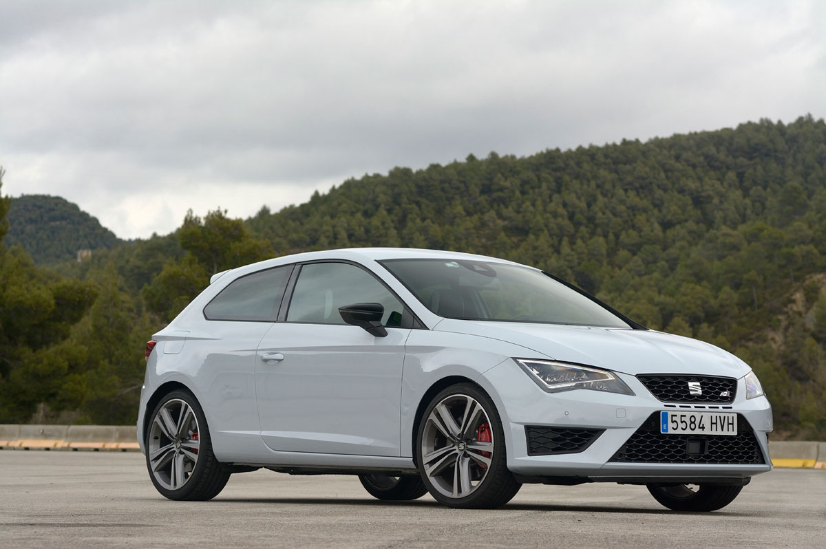 seat leon cupra 265 ponies for just 265 pounds. Black Bedroom Furniture Sets. Home Design Ideas