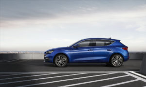SEAT Leon Xcellence Mystery Blue