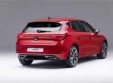 New SEAT Leon FR Desire Red rear
