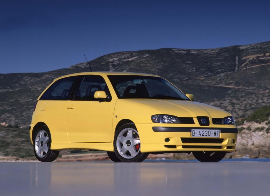 Ibiza Cupra 1.8 Mk3