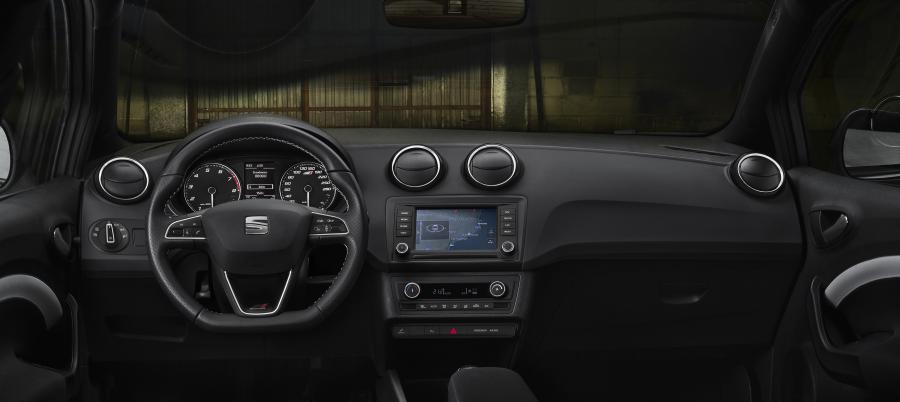 SEAT Ibiza CUPRA, interior