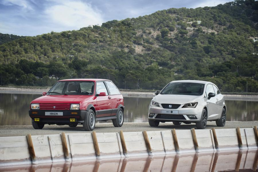 SEAT celebrates the 30th anniversary of the Ibiza with a special edition