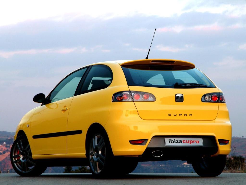 Ibiza Cupra 1.8T Mk3