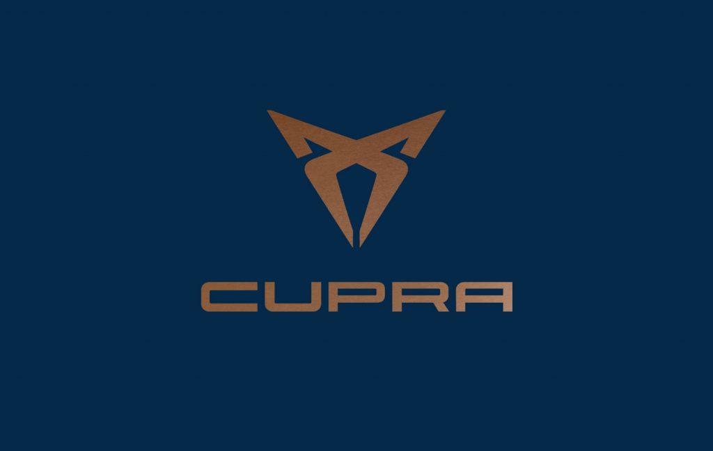 New SEAT CUPRA Logo
