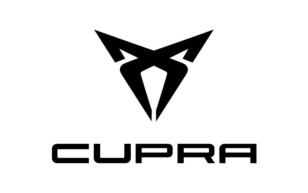 CUPRA Logo Black
