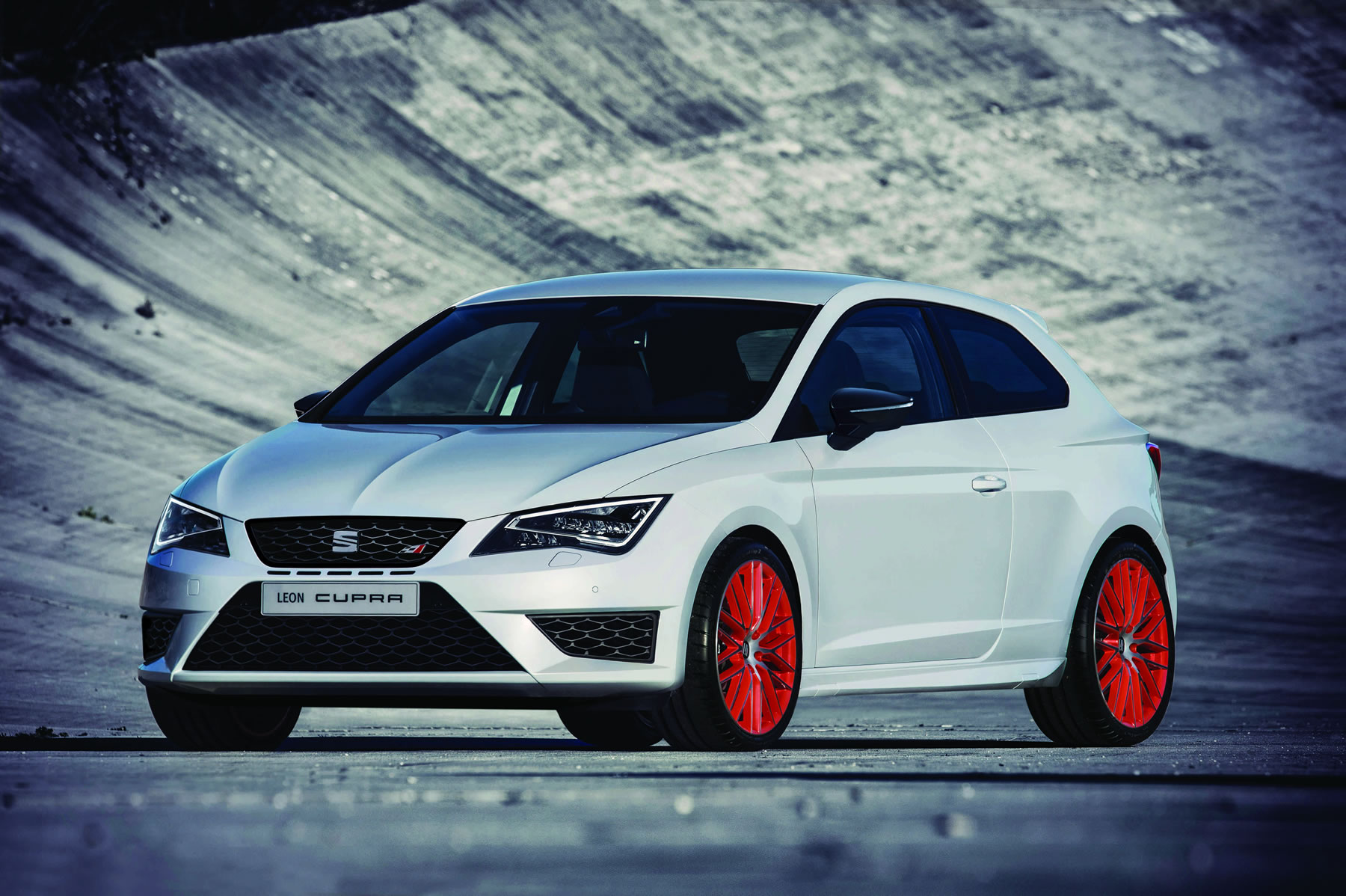 Leon Cupra Ultimate Sub8