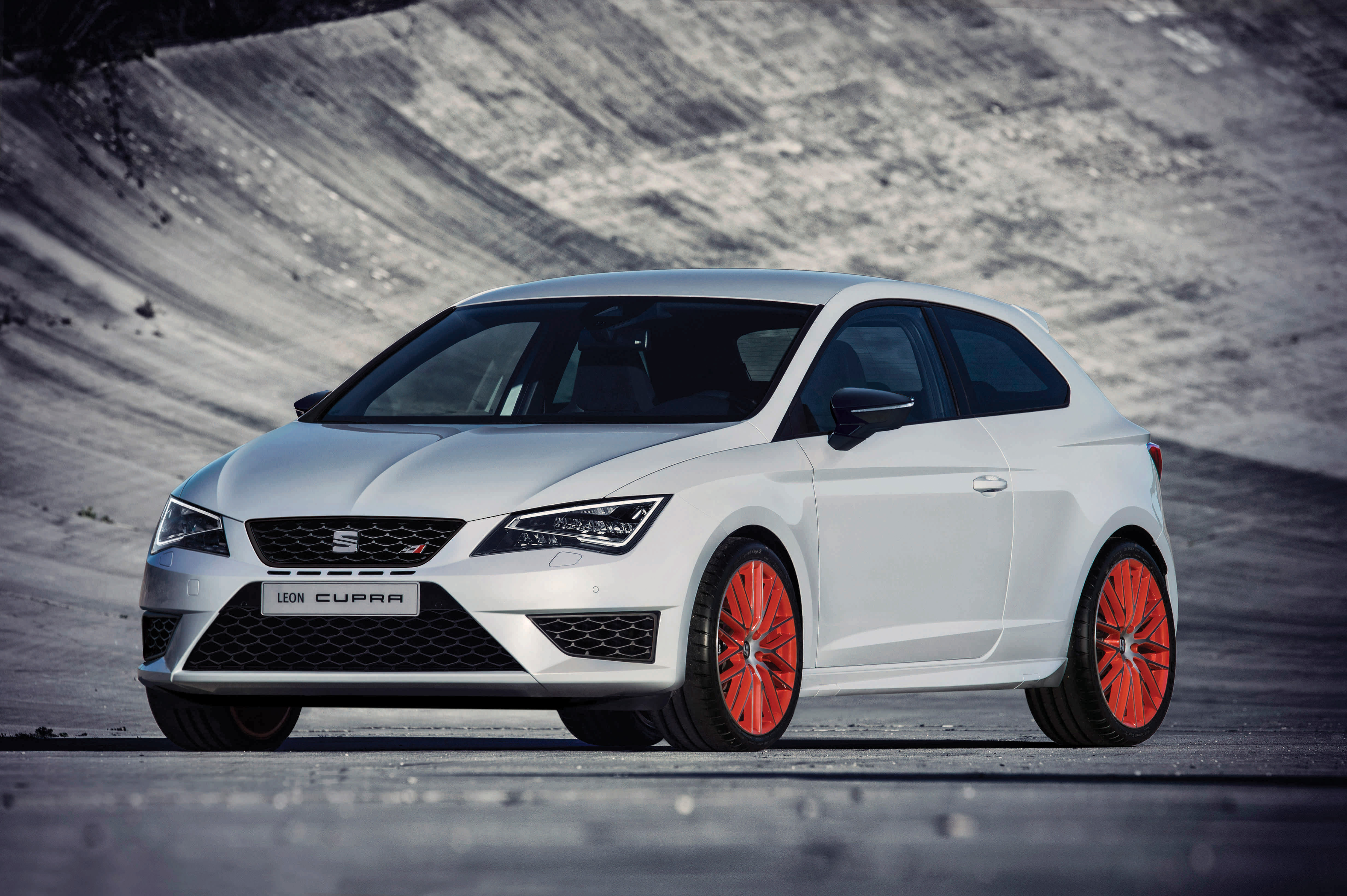 Leon Cupra Performance Pack