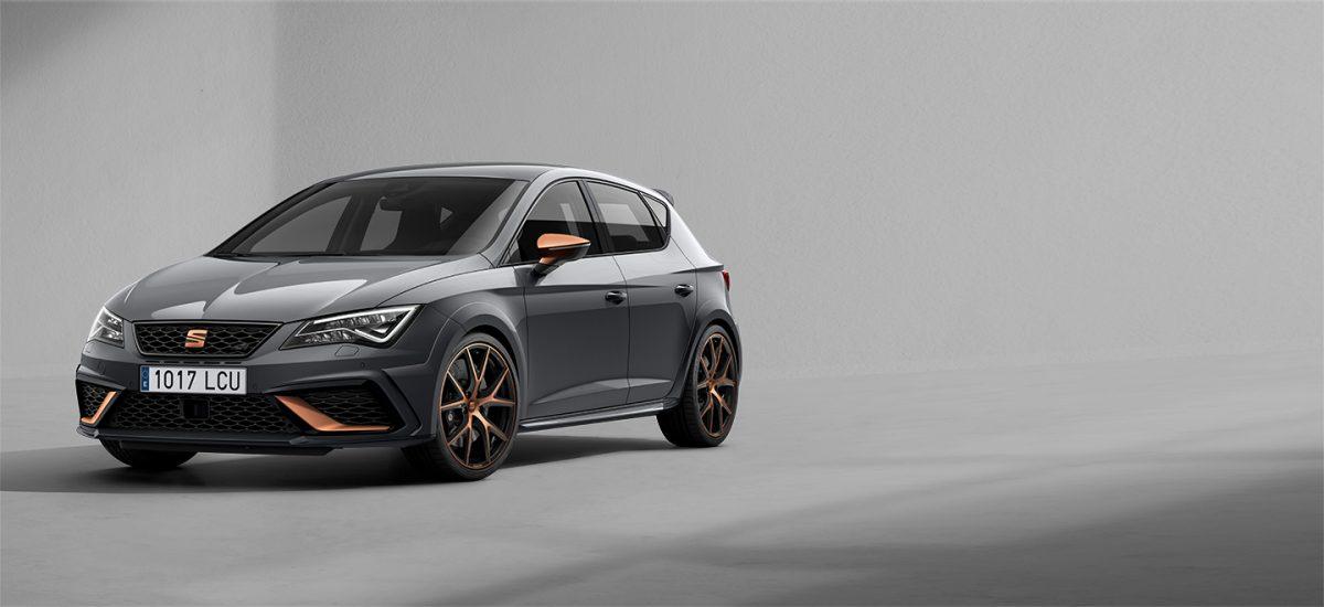 2017 Limited Edition Seat Leon Cupra R Revealed