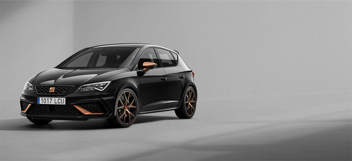 2018 uk seat leon cupra r pricing and details. Black Bedroom Furniture Sets. Home Design Ideas