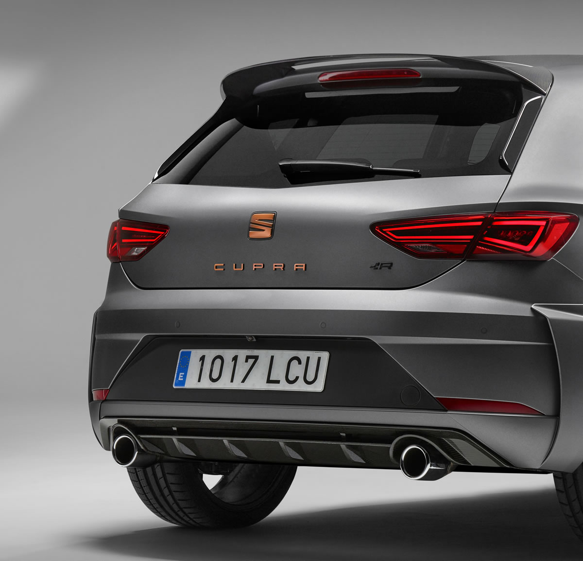 2017 Limited Edition Seat Leon Cupra R Revealed