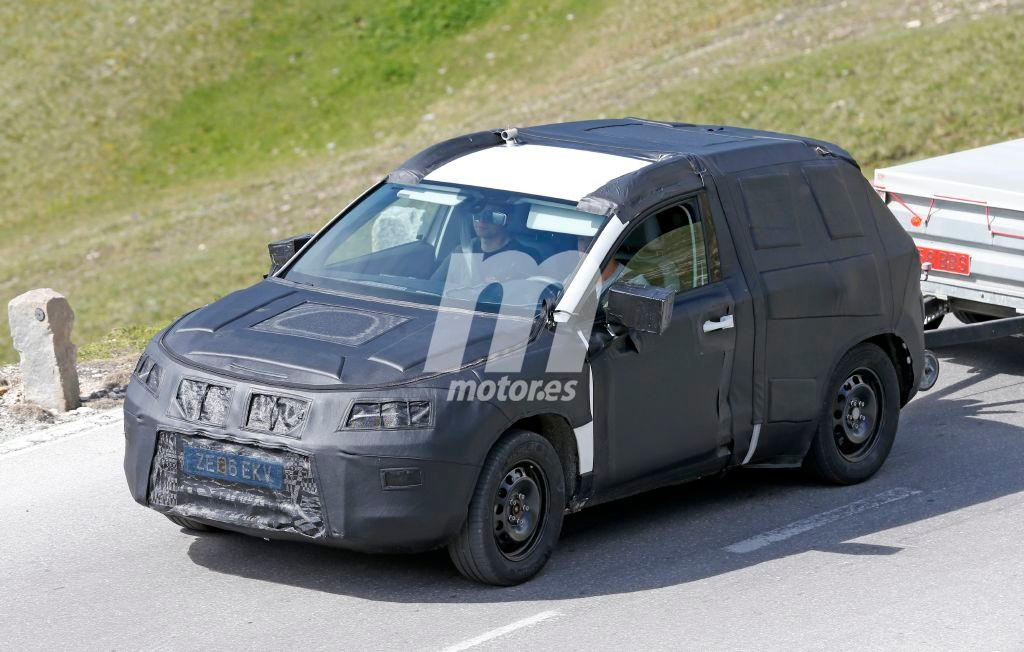 seat 2016 suv spotted in testing. Black Bedroom Furniture Sets. Home Design Ideas